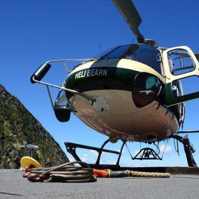 Nos hélicoptères en action